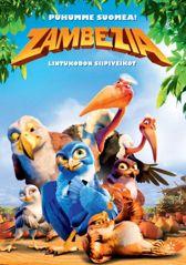 Zambezia - Lintukodon siipiveikot