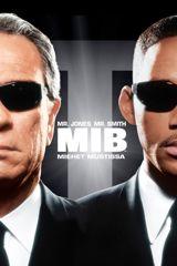 MIB - miehet mustissa