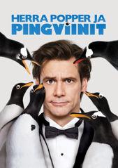 Herra Popper ja pingviinit
