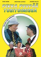 Pekka Puupää tositoimissa
