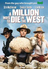 Miljoona tapaa kuolla lännessä