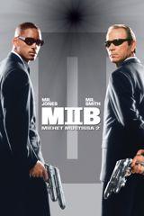 MIIB - miehet mustissa II