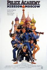 Poliisiopisto 7 - Moskovan keikka