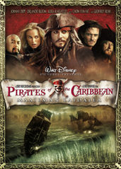 Pirates of the caribbean - Maailman laidalla