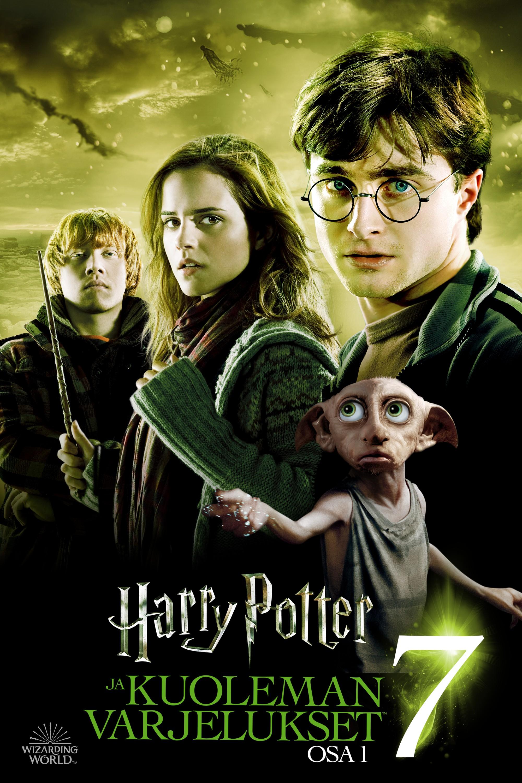 Harry potter kuoleman varjelukset osa 2