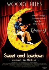 Sweet and Lowdown - duurissa ja mollissa