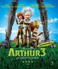 Arthur ja kaksi maailmaa