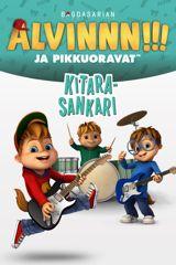Alvin ja Pikkuoravat - Kitarasankari