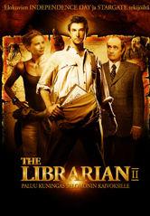 The Librarian II - Paluu kuningas Salomonin kaivoksille