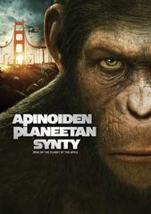 Apinoiden planeetan synty