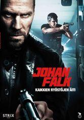 Johan Falk 9: Kaikkien ryöstöjen äiti