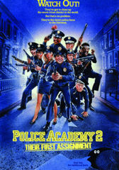 Poliisiopisto 2: Eka komennus