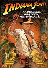 Indiana Jones ja kadonneen aarteen metsästäjä