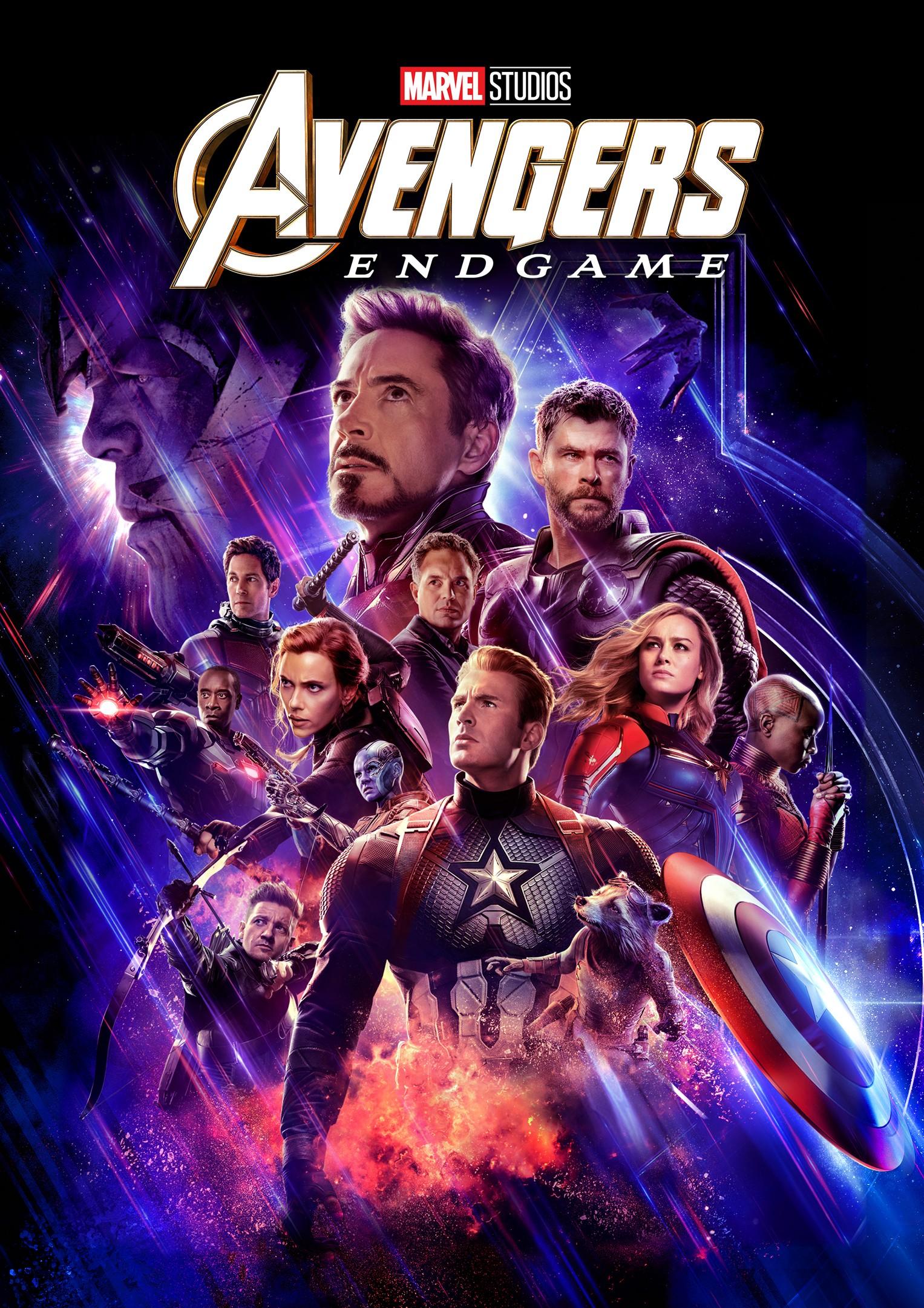 Avengers Endgame Vuokraa