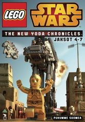 Lego Star Wars: the New Yoda Chronicles - Jaksot 4-7 (Suomi)