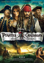 Pirates of the Caribbean - Vierailla vesillä